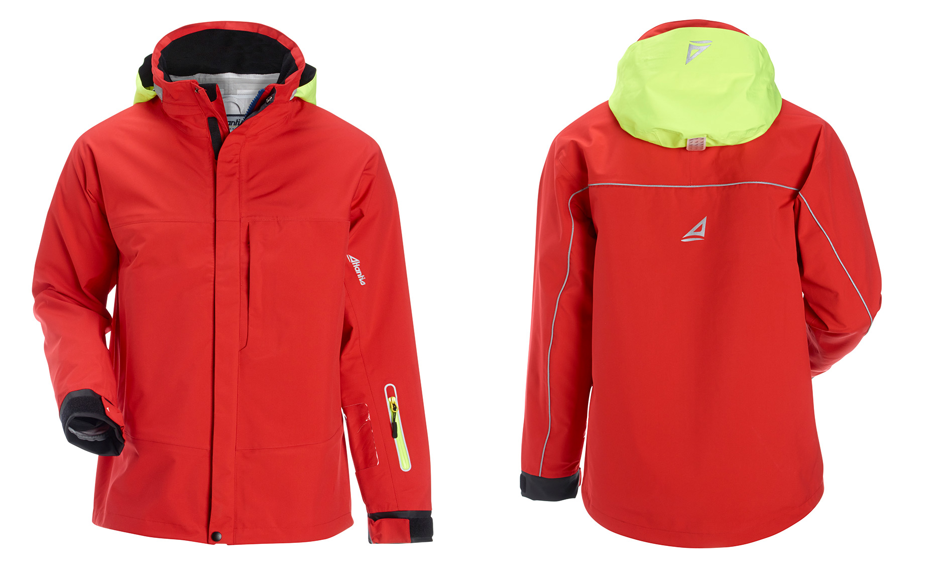 Atlantis Aegis Jacket Front and Back-IP
