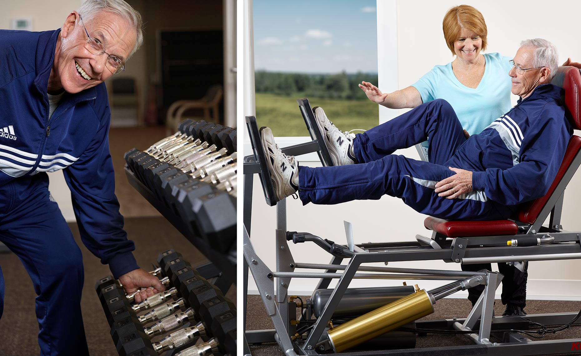 Older Man Lifting Weights-and-Leg-Press-72ppi-IP