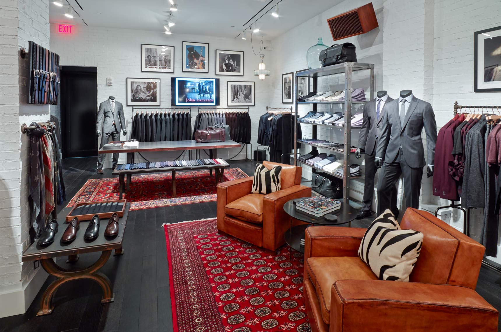 Architectural Interior Photography of John-Varvatos-Copley-Place12646-IP