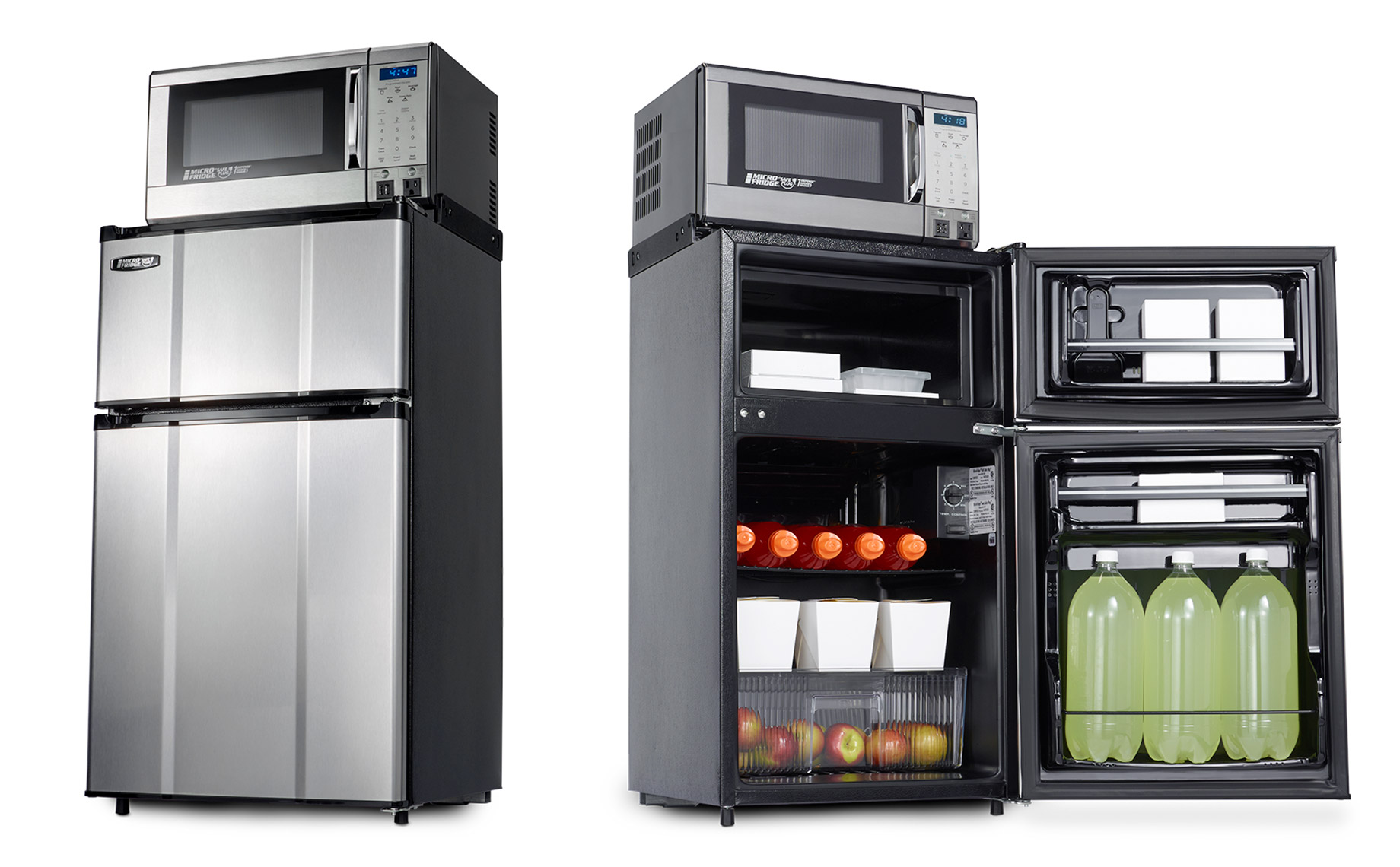Micro Fridge & Microwave Product Photography
