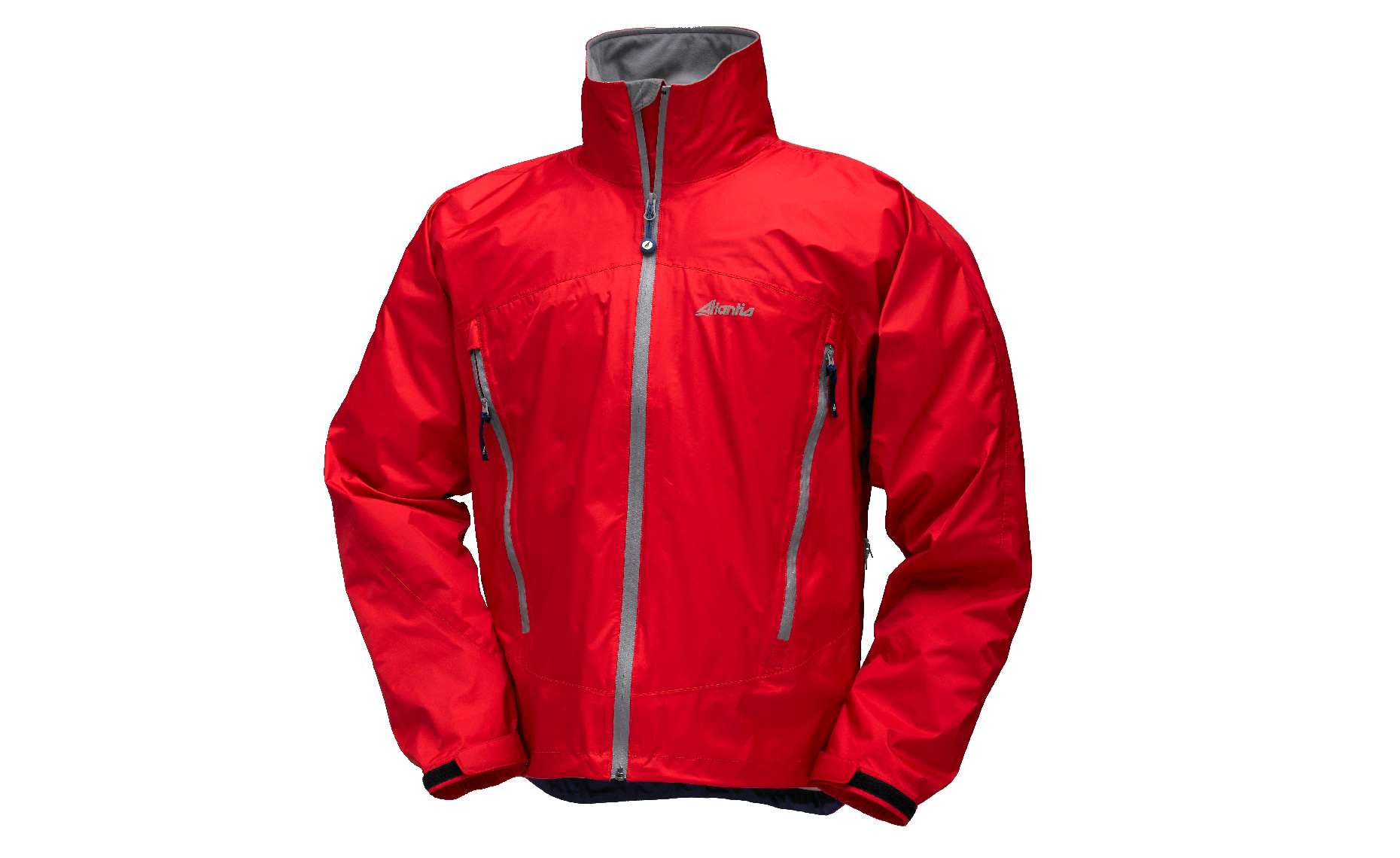 Sailing Jacket Product Microburst-Red-silhouette-F-