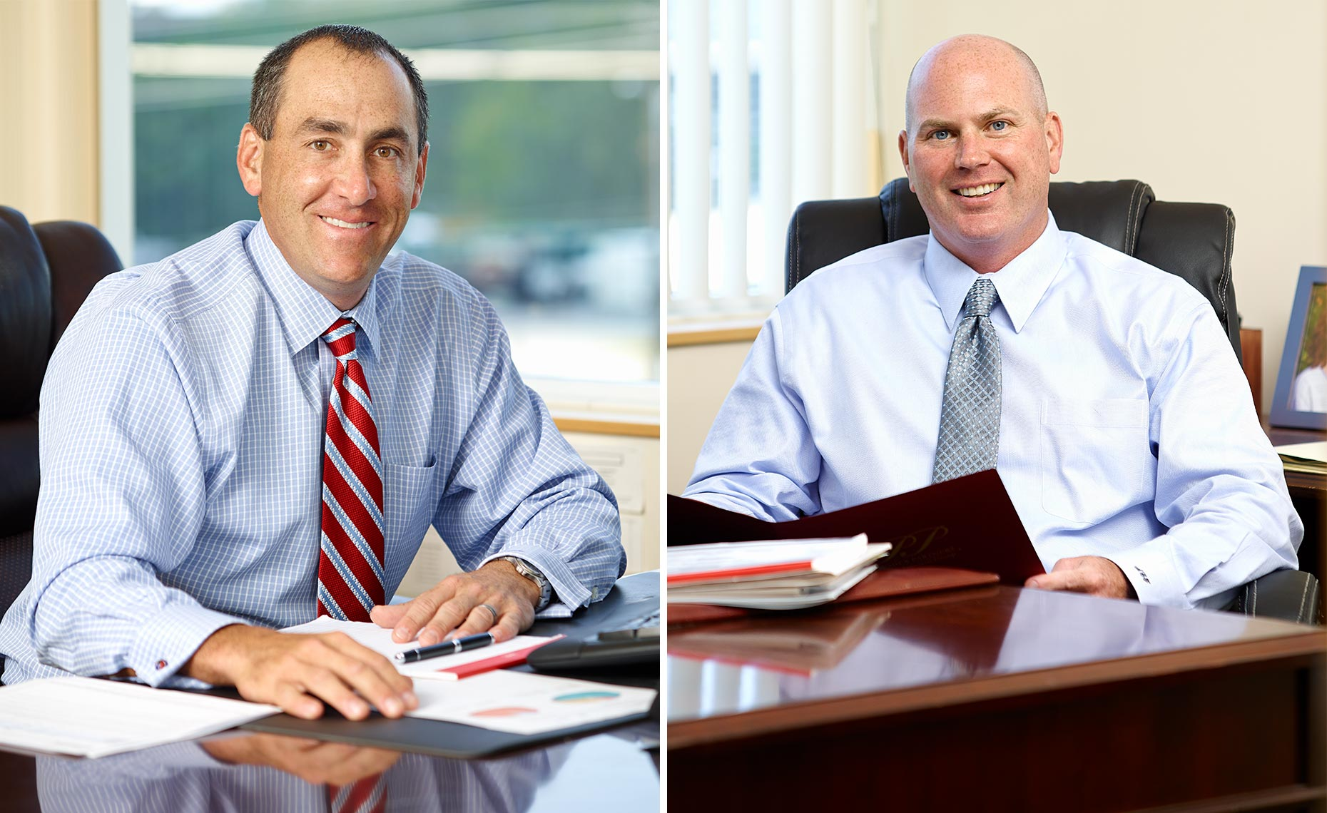 Financial Advisor Portraits- Greg Anthony Photographer, Boston, Massachusetts-Steve-and-Al-F